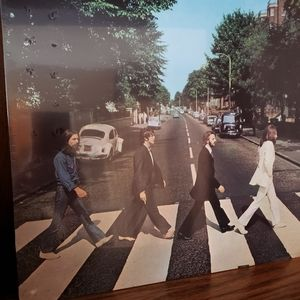 Collectible Beatles Abbey Road